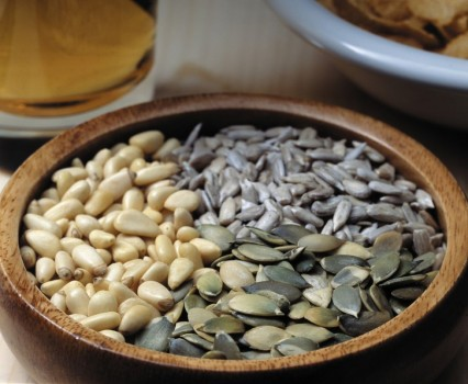 Smena různých plodin se nemusí použít jen ke zdravé stravě, poslouží i k masáži